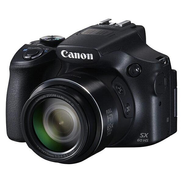 【送料無料】CANON PowerShot SX60 HS [コンパクトデジタルカメラ(1610万画素)]