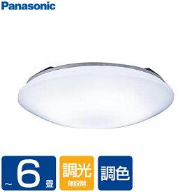 PANASONIC LSEB1067K [洋風LEDシーリングライト(〜6畳/調色・調光)リモコン付き サークルタイプ カチットF]