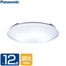 PANASONIC LSEB1078K [洋風LEDシーリングライト(〜12畳/調光)リモコン付き サークルタイプ カチットF]