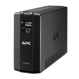 APC BR550S-JP APC RSシリーズ [無停電電源装置(UPS) 550VA/330W]