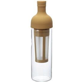 HARIO FIC-70-MC モカ [フィルターインコーヒーボトル(5杯専用)] ハリオ 珈琲 水出しコーヒー じっくり