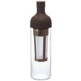 ハリオ ボトル コーヒーボトル 水出し FIC-70-CBR ショコラブラウン フィルターインコーヒーボトル(5杯専用) 珈琲 水出しコーヒー