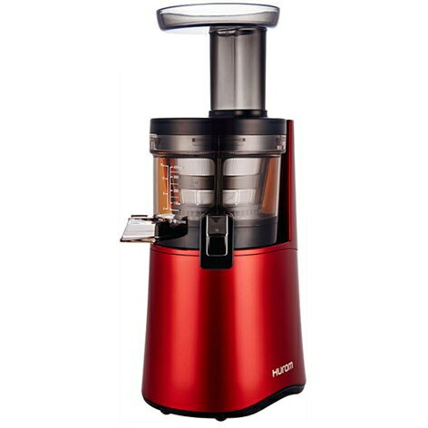 【送料無料】HUROM(ヒューロム) H-AA-RBA17 フェラーリレッド [スロージューサー] 低速搾汁方式 低速ジューサー スリム コンパクト 静か フローズンデザート シャーベット 野菜ジュース スムージー コールドプレス クレンズ