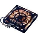 メトロ(METRO) MCU-501EC-K [こたつ用 取替ヒーターユニット (U字形カーボンヒーター/手元電子コントロール式)] 手元…