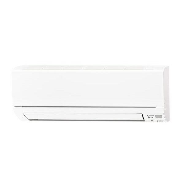 【送料無料】MITSUBISHI MSZ-GE5618S-W ピュアホワイト 霧ヶ峰 GEシリーズ [エアコン(主に18畳用・単相200V)]【クーポン対象商品】