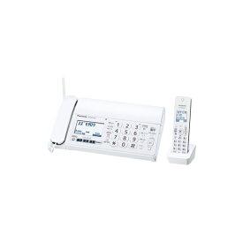 PANASONIC KX-PZ210DL-W ホワイト おたっくす [デジタルコードレス普通紙FAX(子機1台)]