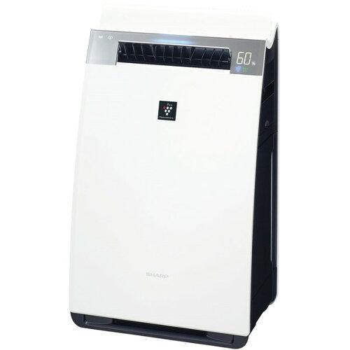 SHARPKI-HX75-Wホワイト系[加湿空気清浄機(空清34畳まで/加湿21畳まで)]