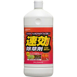 アイリスオーヤマ SJS-1L [速効除草剤 1L]