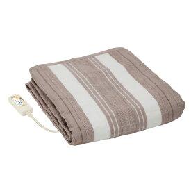 広電 CWK803DT [電気かけしき毛布 (おやすみ・おはようタイマー付)]