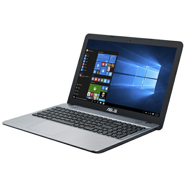【送料無料】ASUS A541SA-XX468T シルバーグラディエント VivoBook [ノートパソコン 15.6型ワイド液晶 SSD128GB DVDスーパーマルチドライブ]