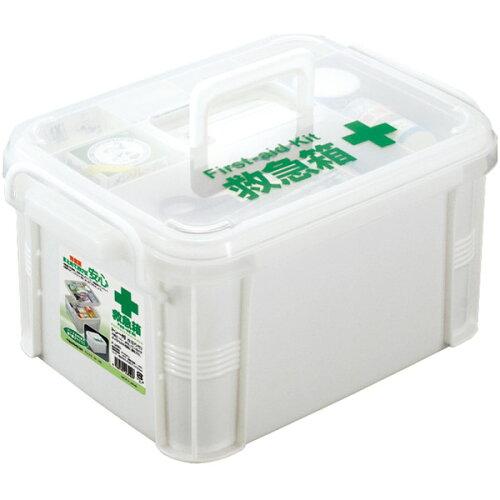 不動技研救急箱ホワイトF2465