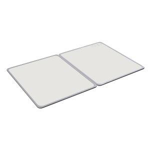 オーエ 組合せ風呂ふた アイボリー (70×100cm用) 2枚組 M-10