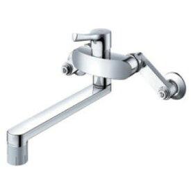 TOTO TKS05316J GGシリーズ [キッチン水栓金具/壁付シングル混合水栓(エコシングル、共用)]