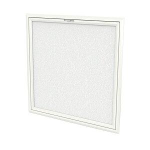 サヌキ 壁用点検口 200角 オフホワイト色 MDF付 WH-200MD 【0306-02256】