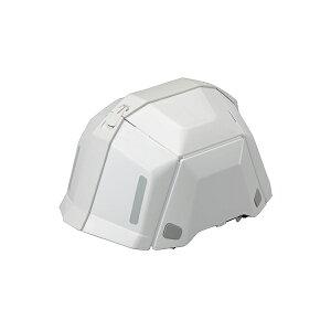 トーヨーセフティー No.101 ホワイト ヘルメット ブルームII