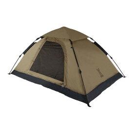 ワンタッチテント 2人用 テント DOD T2-629-TN タン テント 送料無料