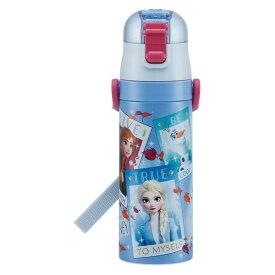 スケーター スポーツボトル 子供用 ステンレス 水筒 アナと雪の女王 2 ディズニー 470ml SDC4