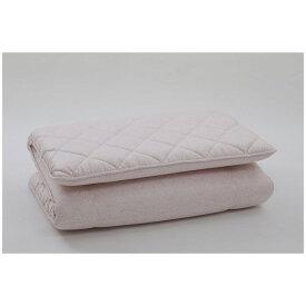 敷き布団 男の敷ふとん 寝具 睡眠 寝 眠 がっしり体型 三つ折り シングル ピンク 西川 KD07012056P