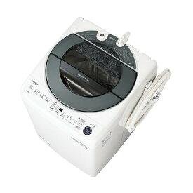 SHARP ES-GW11E シルバー系 [簡易乾燥機能付洗濯機 (11.0kg)]