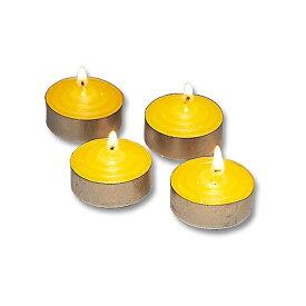 LOGOS アロマタブキャンドル No.74309010 シトロネラの香り/4個入り