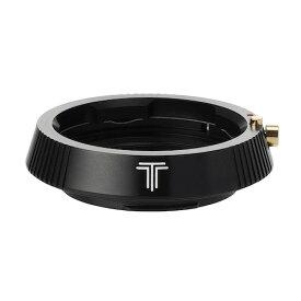TTArtisan M-FX 銘匠光学 [マウントアダプター/レンズ側:ライカM、ボディ側:フジフイルムX]