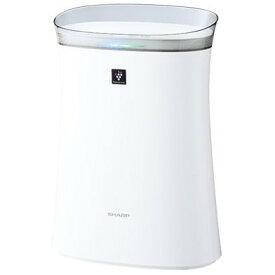 SHARP FU-N50 ホワイト系 [空気清浄機(空気清浄〜23畳まで/プラズマクラスター約14畳まで)]