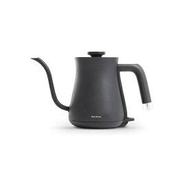 ケトル 電気ケトル ポット おしゃれ シンプル カフェ 0.6L BALMUDA バルミューダ K02A-BK ブラック BALMUDA The Pot 引っ越し祝い 結婚祝い 湯沸かしポット