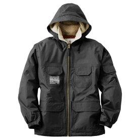 LOGOS 防水防寒ジャケット フォード ブラック LL No.30504711