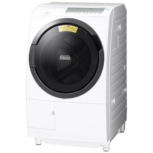 日立 BD-SG100FL ホワイト ビッグドラム [ドラム式洗濯乾燥機(洗濯10.0kg/乾燥6.0kg)/左開き]