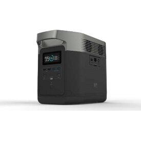 エコフロー EcoFlow ポータブル電源 大容量 1260Wh EFDELTA1300-JP 防災 停電 対策 キャンプ アウトドア グッズ 車中泊 非常用電源 送料無料