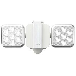 ムサシ LED-270 [フリーアーム式 LED乾電池センサーライト 5W×2灯]