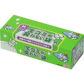 クリロン化成 生ゴミが臭わない袋 BOS 生ゴミ用箱型 Mサイズ 白色 90枚 [ゴミ袋]