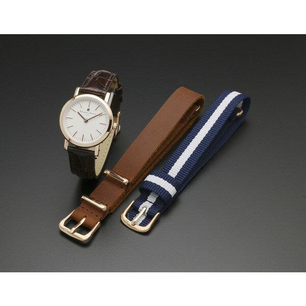 【送料無料】Salvatore Marra SM17151-PGWH/1 [クォーツ腕時計 (レディース)]