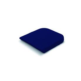 Tempur シートクッション-S ダークブルー [テンピュール 快眠枕 オフィス用 枕 枕 まくら クッション]【3年保証】