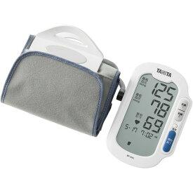 タニタ 上腕式血圧計 bluetooth通信対応 スマホで管理 記録 健康 BP-224L-WH 簡単操作 見やすい画面 大きな文字 シンプル 正確 プレゼント ギフト BP224 TANITA