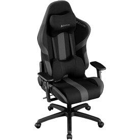 ゲーミングチェア Bauhutte バウヒュッテ G-550-BK ブラック オフィスチェア 椅子 チェア 在宅 ゲーム ゲーマー 【日時指定不可】メーカー直送
