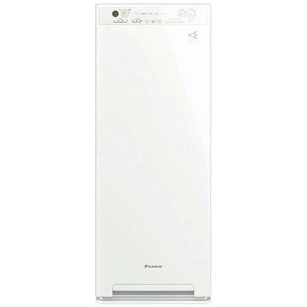 【送料無料】DAIKIN MCK55U-W ホワイト [加湿空気清浄機 (空気清浄〜25畳/加湿〜14畳まで)]