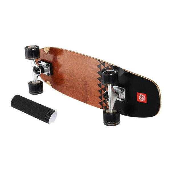 DUB STACK LSB627-BR Oak [クルージングスケートボード(27インチ)]