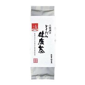 小谷穀粉 六種調合 どくだみ健康茶400g