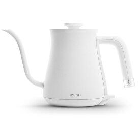 ケトル 電気ケトル ポット おしゃれ シンプル カフェ 0.6L BALMUDA バルミューダ K02A-WH ホワイト BALMUDA The Pot 引っ越し祝い 結婚祝い 湯沸かしポット