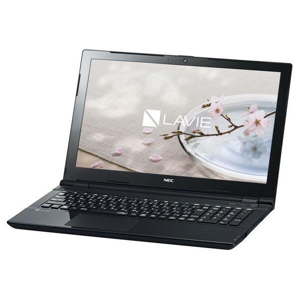 【送料無料】NEC PC-SN16CLSAA-8 スターリーブラック LAVIE Smart NS [ノートパソコン 15.6型ワイド液晶 HDD500GB DVDスーパーマルチドライブ]