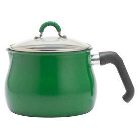 マルチポット tomay L IH対応 鍋 和平 Lサイズ 7役 便利 煮物 炒め物 茹でる 沸かす 揚げ物 炊飯 和え物 和平フレイズ RB-1857 グリーン 緑