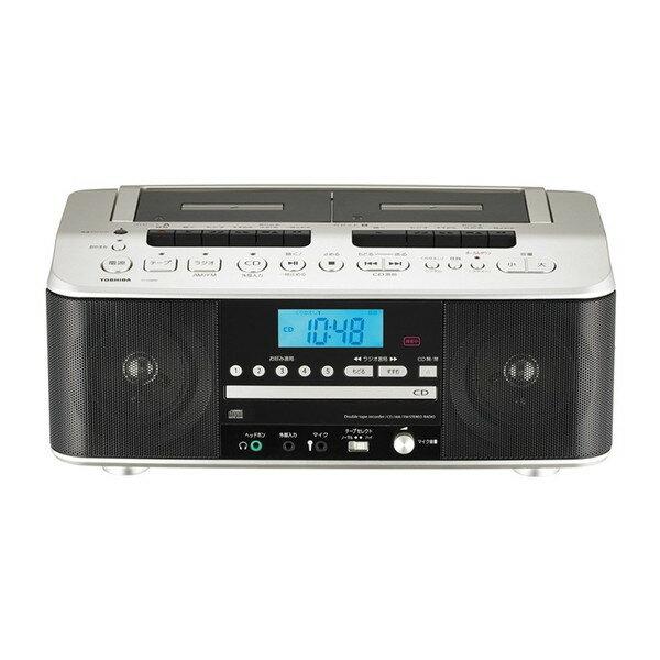【送料無料】東芝 TY-CDW99 サテンゴールド [CDラジオカセットレコーダー]