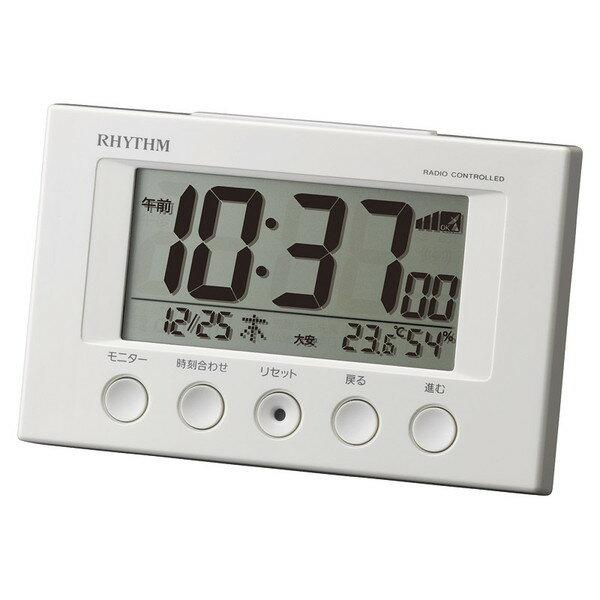 リズム時計工業 フィットウェーブスマート 8RZ166SR03