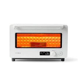 【クーポン発行中】siroca シロカ ST-2D351(W) ホワイト トースター すばやきトースター 白 トースト クロワッサン 焼き芋 オートメニュー 簡単操作 使いやすい 早い おいしい 焼きムラが少ない おしゃれ ST2D351