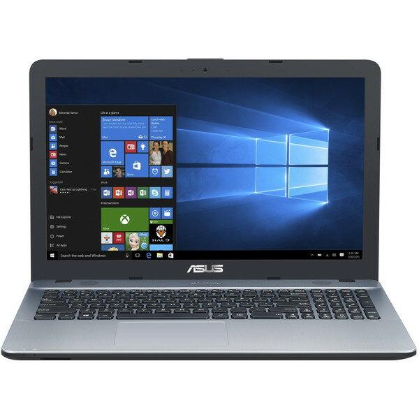 【送料無料】ノートパソコン ASUS VivoBook A541NA-GO672T シルバーグラディエント / Celeron プロセッサー N3350 / 15.6型ワイド液晶 / SSD128GB / DVDスーパーマルチドライブ / Windows 10 Home / 日本語キーボード / 新品