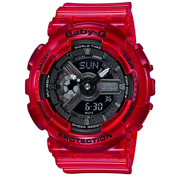 CASIO(カシオ) BA-110CR-4AJF  Baby-G Coral Reef Color [腕時計(レディース)]