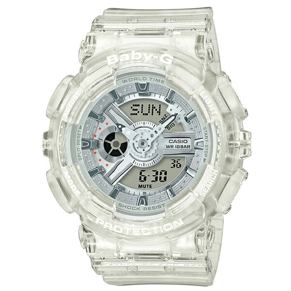CASIO(カシオ) BA-110CR-7AJF  Baby-G Coral Reef Color [腕時計(レディース)]