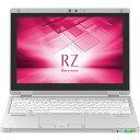 【送料無料】PANASONIC CF-RZ6RDRVS Let's note RZ6 [ノートパソコン 10.1型ワイド液晶 SSD256GB]【同梱配送不可】【…