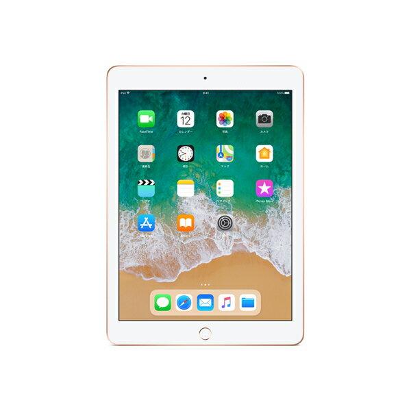 APPLE MRJP2J/A ゴールド [iPad Wi-Fiモデル 9.7インチ 128GB]